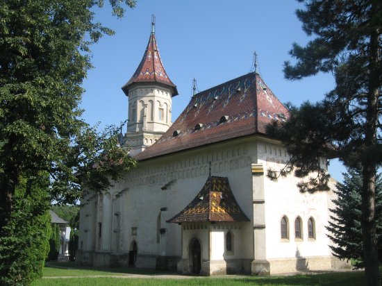 The Moldavian Cathedral, under the Patronage of Two Saints